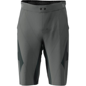 Zimtstern Tauruz Evo Short Homme, gun metal/pirate black